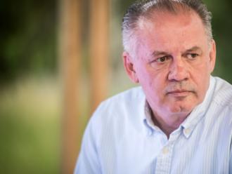 Andrej Kiska: Fico je trápny a nemá charakter, o jeho pití počúvam smutné správy