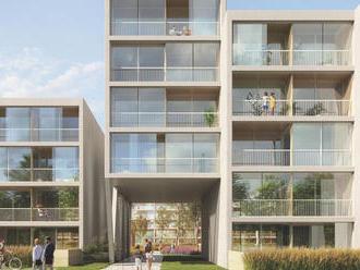 Bytový komplex na Žižkově navrhnou pro Pentu Nizozemci, kteří navrhli hlavní nádraží v Rotterdamu