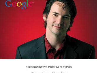 Dougles Merrill z Googlu o