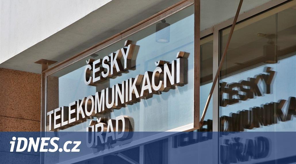 Český telekomunikační úřad tvrdí, že se 5G sítí dočkáme už za rok