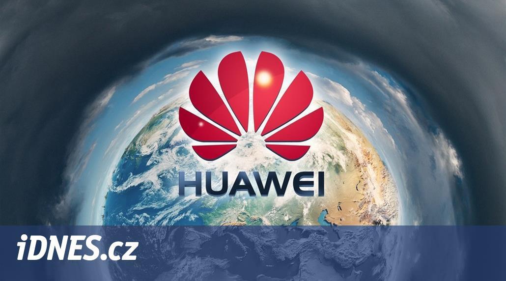 Západ se k němu otáčí zády, Huawei proto hledá zákazníky jinde