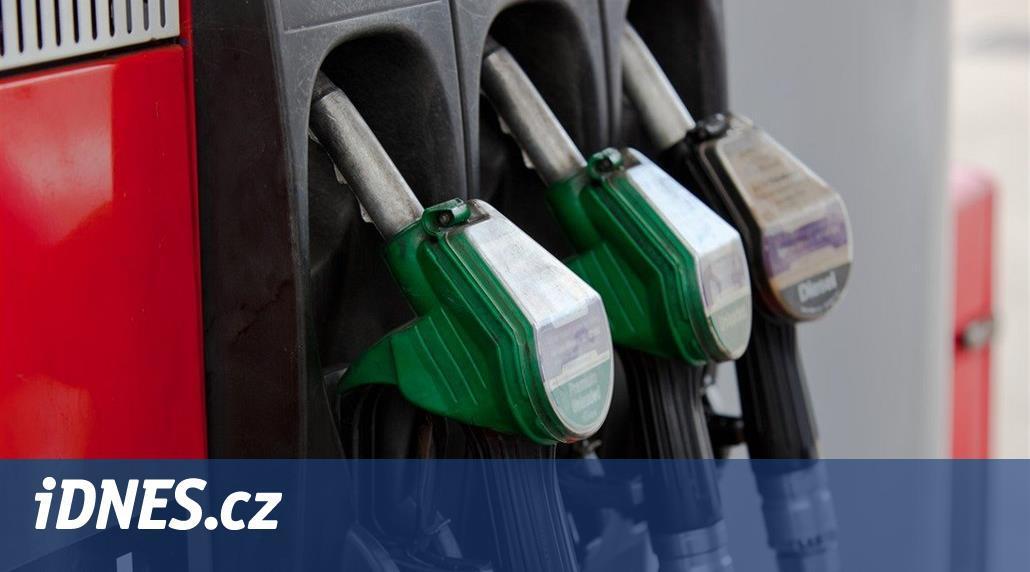 Nejdražší benzín je v Nizozemsku, Česko je v Evropě osmé nejlevnější
