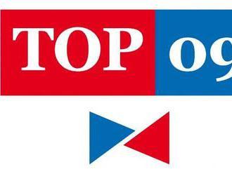 TOP 09 vyvolá hlasování o nedůvěře vládě, pokud nedojde ke změně na postu premiéra