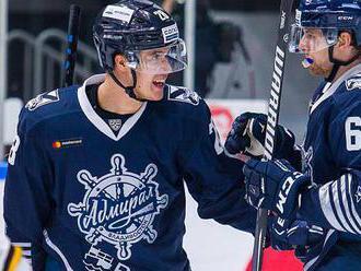 Admirál Kubát je z KHL nadšený. Chci v Rusku zůstat, nabídky mám, hlásí