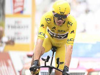 Šampion Froome se vážně zranil a na Tour de France bude chybět