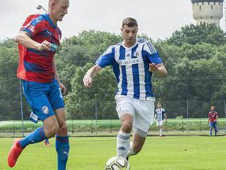 Novic Mihálik se v Plzni uvedl dvěma gólovými asistencemi