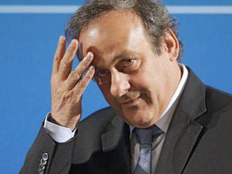 Bývalý prezident UEFA Michel Platini byl zadržen pro podezření z korupce!