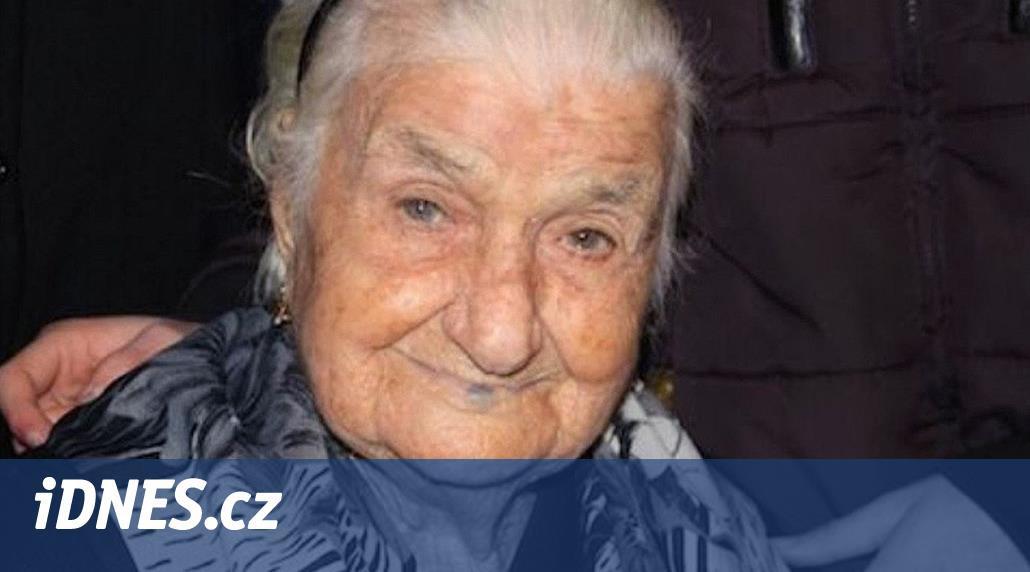 V Itálii zemřela nejstarší Evropanka. Babičce Peppě bylo 116 let