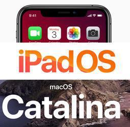 iOS 13, iPadOS, tvOS 13 a macOS Catalina boli práve sprístupnené pre verejnosť