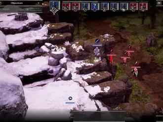 Video : Taktická RPG Forged of Blood približuje svoje súčasti