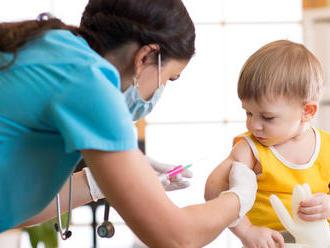 Očkovací kalendár sa bude meniť