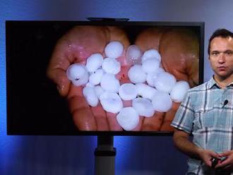 Videopredpoveď na celý týždeň: Za silnými búrkami sa tlačí studený vzduch a vietor!