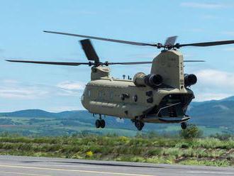 Americké vrtuľníky dotankovali v Piešťanoch