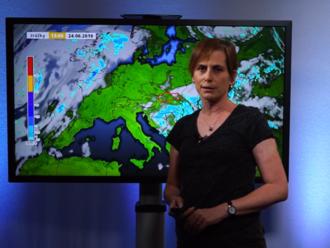 Videopredpoveď na celý týždeň: Tropický zvrat - po búrkach rázny atak horúčav!