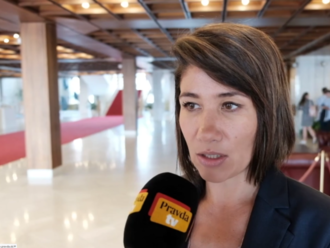 Lucia Ďuriš Nicholsonová podala žiadosť o pozastavenie členstva v SaS