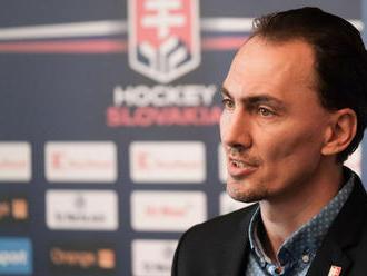 VIDEO: Jeden kraj, jedna akadémia. Šatan naznačil víziu slovenského hokeja