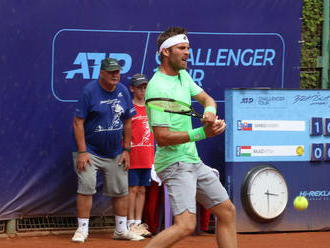 Gombos sa naladil na Wimbledon, vyhral turnaj v Bratislave