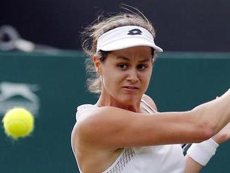 Čepelová pokračuje v boji o Wimbledon, Šramková a Kučová končia