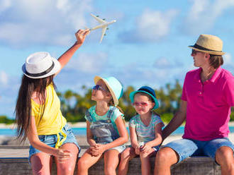 Na dovolenke sa oplatí platiť kreditnou kartou