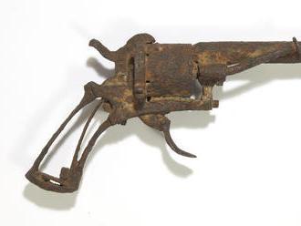 Vydražili revolver, ktorým sa zabil Vincent van Gogh