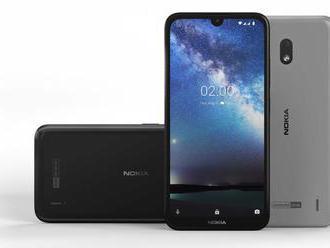 Nokia predstavila výborný mobil za stovku. Má výrez v displeji a najnovší Android