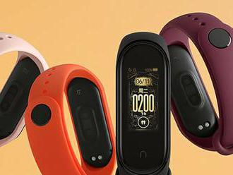 Xiaomi predstavilo piatu generáciu náramku Mi Band