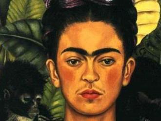 V Mexiku zrejme objavili jedinú nahrávku hlasu Fridy Kahlo