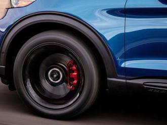 Ford Explorer ST: Nová generácia dostane pneumatiky pre Mercedes