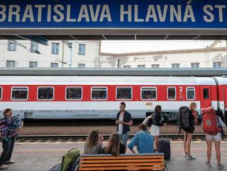 Radikálna zmena vlakov v Bratislave má päť alternatív. Každá potrebuje stámilióny