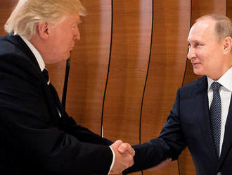 Trump: S Putinom sa stretnem na summite G20