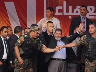 Zomrel bývalý egyptský prezident Mursí
