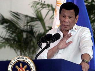 Filipínsky prezident Duterte sa snaží upokojiť situáciu v Juhočínskom mori