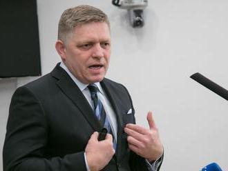 Museli sa zblázniť, tvrdí Fico o návrhu SaS na podpredsedu NR SR