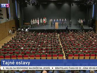 Vojenská tajná služba oslávila 25. výročie svojho vzniku