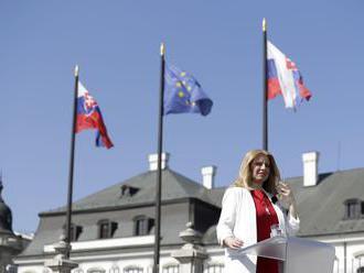 Čaputová prezradila, ako sa postaví k udeľovaniu prezidentskej milosti