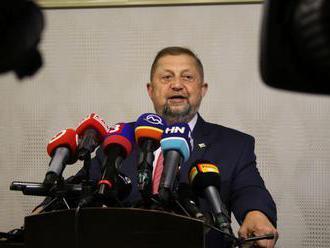 Počkajte s inaguráciou, odkazuje Harabin novej prezidentke