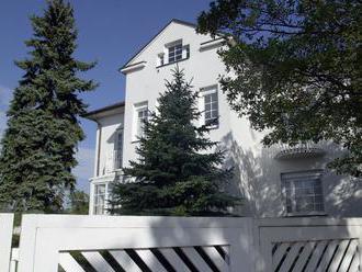 Sídlom slovenských prezidentov mala byť vila, ktorá roky chátra