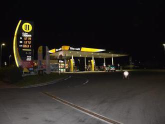 Na pumpe v Krupine vytiahol zbraň: FOTO Polícia žiada o pomoc pri pátraní po zlodejovi