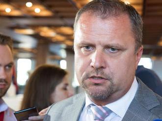 Hrnčiar o voľbe nového podpredsedu parlamentu: Môj hlas Galko dostane