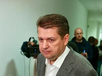 Bašternákovu sťažnosť má už na stole bratislavská prokuratúra
