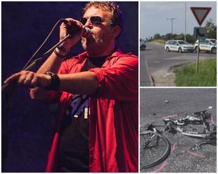 Tragédia v Nitre: Líder   známej kapely a šéf kliniky je mŕtvy! Osudná jazda bicyklom