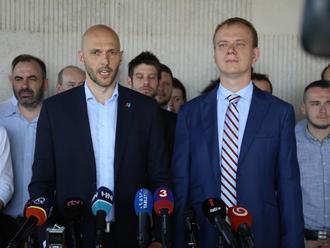 Progresívci a Spolu pôjdu do parlamentných volieb v koalícii: Lídra ešte nemajú, čakajú na Kisku
