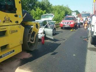 PRÁVE TERAZ Nehoda na diaľnici D1! V smere do Bratislavy je uzatvorená