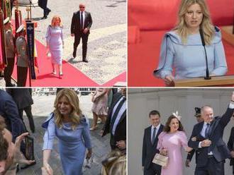 FOTOREPORTÁŽ z inaugurácie prezidentky Zuzany Čaputovej: Takto prebiehal jej veľký deň
