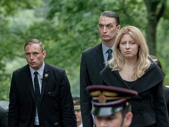 Čaputová a Pellegrini si uctili pamiatku vypálenej obce Kalište: FOTO Nesmieme zabudnúť
