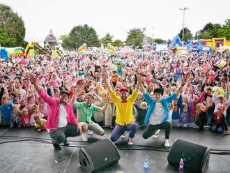Deti už počítajú dni do 1. Detského festivalu v Nitre