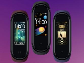 Xiaomi Mi Band 4 predstavený: Toto je nástupca najpopulárnejšieho športového náramku sveta