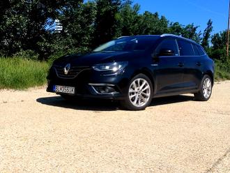 VIDEOTEST: Renault Mégane Grandtour 1,3 Tce - dobré kombi, dobrý motor