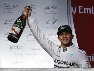 Pre nového šampióna F1 je nová zmluva s Mercedesom formalita