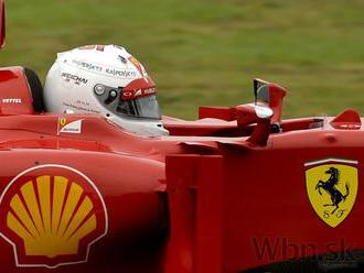 Sebastian Vettel si už vyskúšal jazdu vo Ferrari